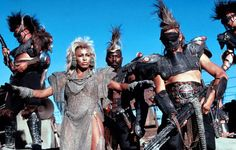 What's chain mail got to do, got to do with it?  Tina Turner making the Mad Max franchise her bitch, that's what.