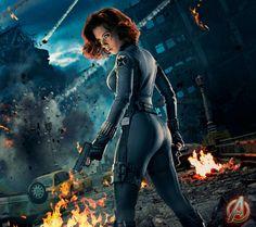 Agente Romanoff (La Viuda Negra)- Scarlett Johansson
