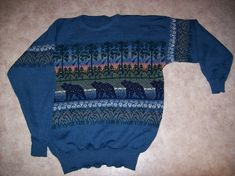 Men Sweater, Pullover, Sweaters, Fashion, Moda, Men's Knits, Sweater, Fasion