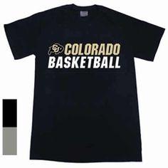 Colorado Basketball Tee - Assorted