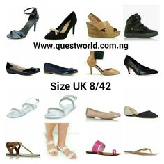 Beautify your feet #shoes #heels #Wedge #bigfeet www.questworld.com.ng Pay on delivery within Lagos. Nationwide Delivery from 24hrs