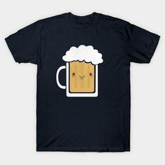 Kawaii Beer T-Shirt