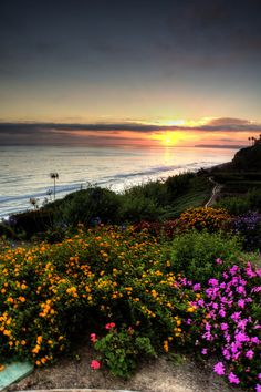 San Clemente California Sunset