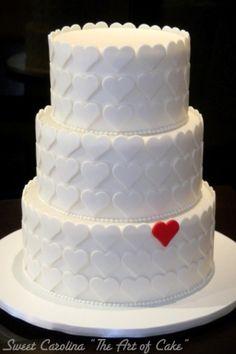 sweetcarolina1 bolo de casamento