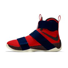 9afd2bbc7a25 Nike Zoom LeBron Soldier 10 iD Men s Basketball Shoe