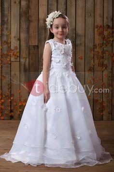 Belle robe de bal Longueur de la robe de demoiselle (Livraison gratuite)