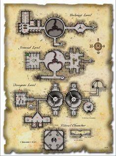 Fatiado pelas armadilhas     Para este feriado trago uma mapa que é, na realidade, uma armadilha mortal.     Ele é um dos meus preferid...