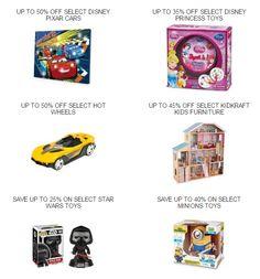 Amazon Black Friday Toy Sale ~ Hot Wheels, Fisher Price, Disney, Paw Patrol + More