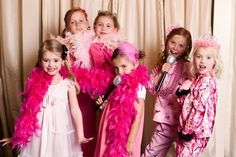 …And setup a photo booth. | 39 Slumber Party Ideas To Help You Throw The Best Sleepover Ever