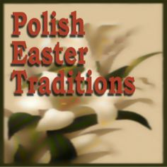 Polish Desserts, Polish Recipes, Polish Food, Polish Christmas Traditions, Poland Facts, Polish Holidays, Easter Brunch Menu, Easter Recipes, Easter Food