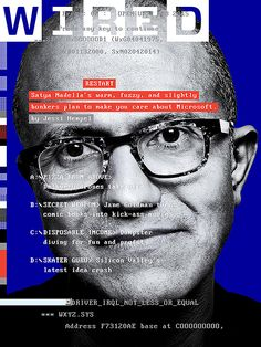 Wired #magazine #cover