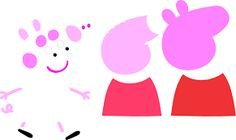 Image result for peppa pig silhouette
