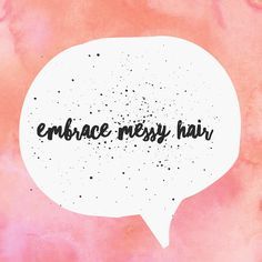 "Reflexion Hair (@reflexionhair) | Twitter ""Embrace messy hair"" #reflexionhair #reflexionhairextensions"