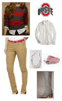 How to Dress for: Ohio State Game