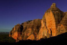 Paredão rochoso do Parque Nacional Serra das Confusões. Foto Joaquim Neto