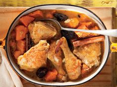 YOU reader Vanitha Pillay's mouthwatering butternut and sweet potato chicken is a hearty meal to warm you up this autumn.