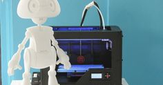 This item along with the video is a great example of the Aristotelian rhetoric since it uses all 3 ideas, ethos being the creator of the robot along with others, pathos appeasing to people who want to buy a toy robot, and logos being the idea of how simple and easy it is with a 3d printer to create this item.