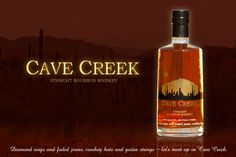 Cave Creek Whiskey