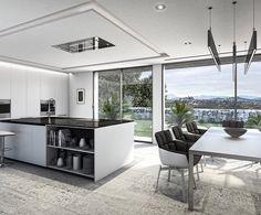 Imagine a sea view from your kitchen - we can! #Luxury #Lifestyle #Interiors #InteriorDesign #HomeDesign #HomeDecor #Home #Property #RealEstate #EstateAgent #Realtor #Design #Spain #Marbella #Sun #Relax #Casa #Propiedad #Lujo #Diseño #ZPP100 #Rightmove #Zoopla #Tepilo by spot.blue http://discoverdmci.com