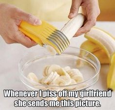 Adult Humor: Don't ever piss off your girlfriend