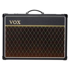 Vox AC15C1 15w 1x12 Combo. Time to switch things up, need a new sound.