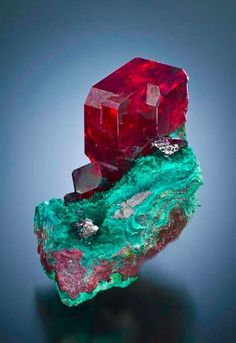 Cuprite ~ Bisbee Mine, Arizona /  Mineral Friends <3