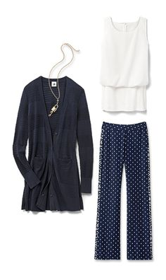 Check out five unique ways to mix and match the Indulgence Tank with other cabi items! Shop online with me at www.julianeberghammer1.cabionline.com