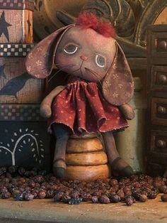 Примитивные куклы Банни и примитивные куклы кролика на продажу