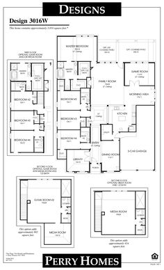 on 68x30 one story ranch style house plans