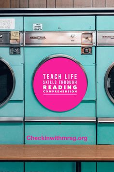 Use reading comprehension to teach functional life skills and prepare your students for independent living outside of the classroom.   #lifeskills  #specialeducation Jobs For Teens, Teaching Life Skills, Reading Comprehension Skills, Reading Levels, High School Students, Classroom Management, Special Education