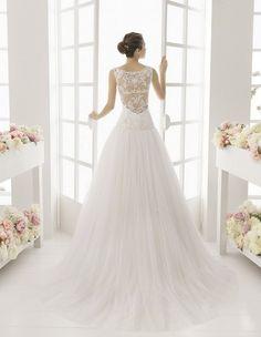 Vestido de novia - Aire Barcelona IRC38 | Odet Saüc
