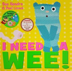 This is Alan. Hello Alan. How are you today? I like your dancing. What is that? You're not dancing? Then what's up? I need a wee! A hilarious new story from best-selling author, Sue Hen…