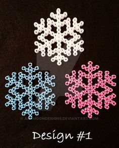 I made some pretty snowflakes! Never too soon to start picking up those holiday decorations! www.etsy.com/listing/200121822…?