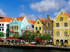 most colorful photographs images | Willemstad, Curaçao : Photos: The Most Colorful Cities : Condé Nast ...