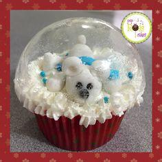 Cupcakes Bola de cristal!!