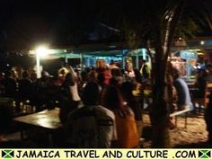 This is my happy place (Alfred's Bar and Restaurant and Live Music) in my happy place (Negril, Jamaica) :)