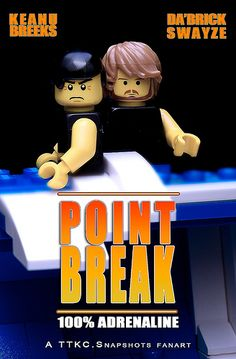 LEGO Movie - Point Break