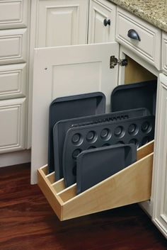 """Tray Pullout - Need a 12"""" min. Bse cab. -  Diamond At Lowes Products"""