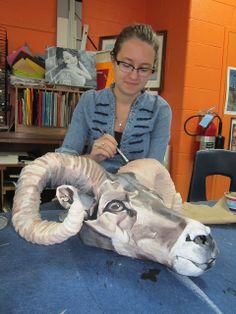 Floyd County High School Art Department