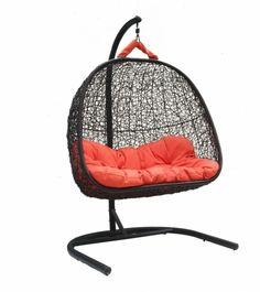 h ngesessel mit gestell einige exklusive modelle pinterest garden ideas. Black Bedroom Furniture Sets. Home Design Ideas