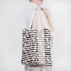 Banned Books Tote Bag | Outofprintclothing.com