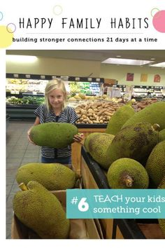 Happy Family Habit #6: Taking the Time to Teach Your Kids Something New