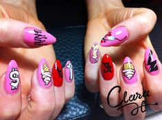 Daily Inspiration March 09, 2013 at 03:04PM - Nageldesign Selbermachen | Nageldesign Selbermachen