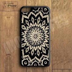 Mandala Plastic Case iPhone 6S 6 Plus 5 5S SE 5C 4 4S Case Ipod Touch 6 5 4 Case