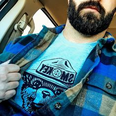 """hatfield1981: """"I wear this Smokey Sweatshirt for the folks of California who have been pushed out of their homes and off their and by the wildfires and the brave men and women who are fighting them...."""