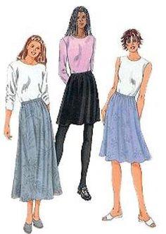 skirt illustration