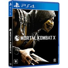 Game Mortal Kombat X – PS4 Por: R$ 118,71