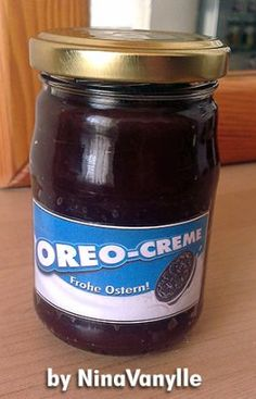 Oreo-Creme
