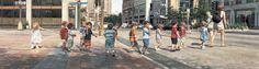 Stringing the Children Along By Steve Hanks