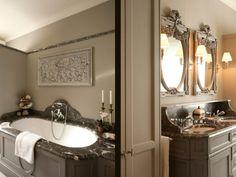 klassieke badkamer - Taps & Baths